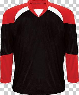 T-shirt Hockey Jersey Ice Hockey Hockey Sock PNG