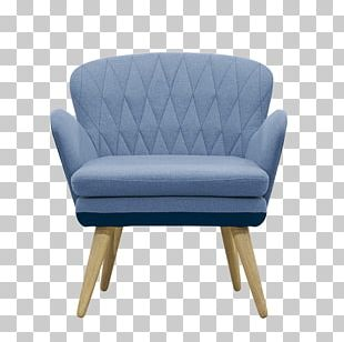 Wing Chair Fauteuil Furniture Couch PNG