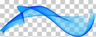 Blue Line Abstraction Euclidean PNG