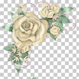 Garden Roses Floral Design Cut Flowers Pin PNG