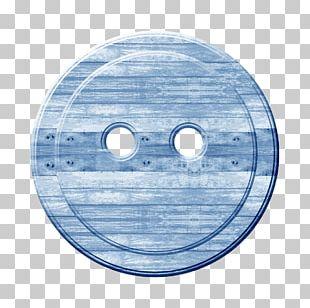 Paper Digital Scrapbooking Button PNG