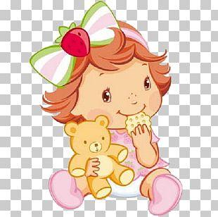 Strawberry Shortcake Infant PNG