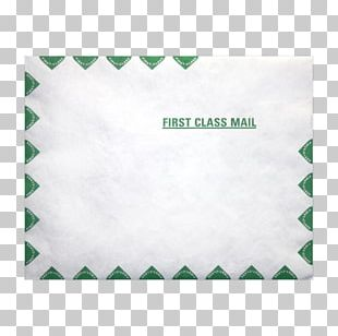 Windowed Envelope United States Postal Service Mail Tyvek PNG