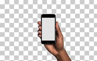 IPhone X Smartphone Mockup PNG