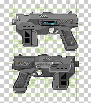 Judge Dredd Weapon YouTube Gun Lawgiver PNG