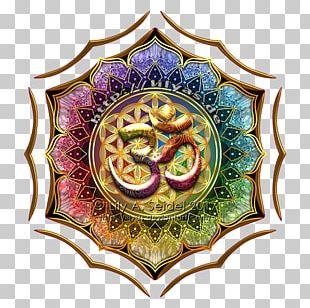 Om Namah Shivaya Om Namah Shivaya Overlapping Circles Grid Mandala PNG