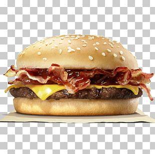 Whopper Cheeseburger Hamburger Breakfast Burger King PNG