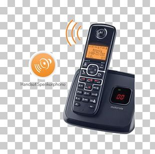 Feature Phone Mobile Phones Answering Machines Cordless Telephone Handset PNG