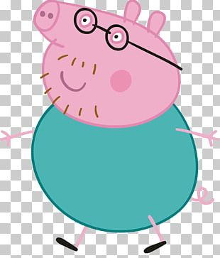 Daddy Pig Mummy Pig Child Father PNG