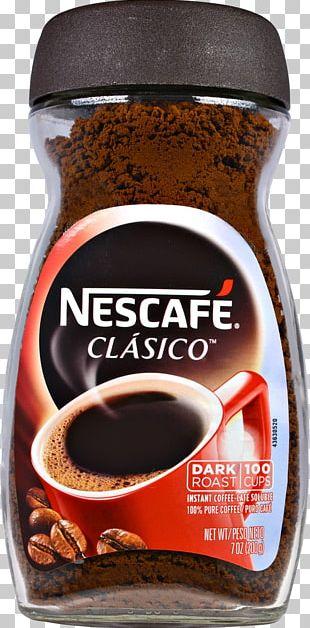 Instant Coffee Tea Nescafé Cappuccino PNG