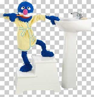 Cookie Monster Elmo Grover Big Bird The Muppets PNG