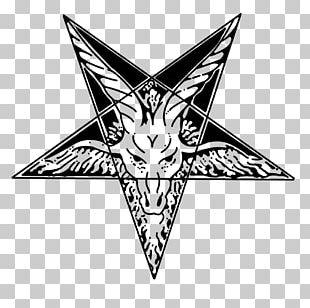 Lucifer Baphomet Antichrist Satanism PNG