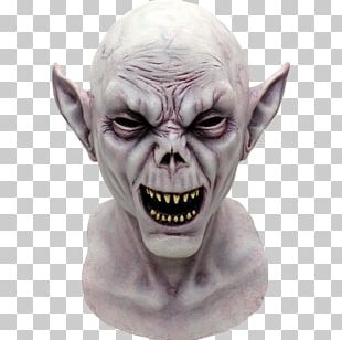 Latex Mask Halloween Costume Vampire Costume Party PNG