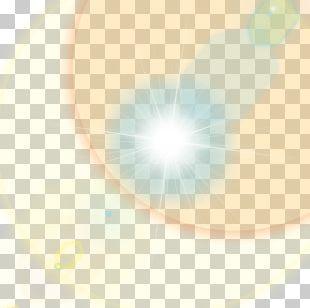 Light Circle Angle Yellow Sky PNG