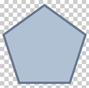 Pentagon Regular Polygon Shape PNG