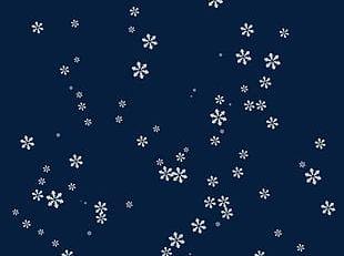 Snow Falls In Winter PNG