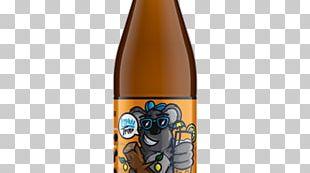 Beer Bottle Glass Bottle PNG