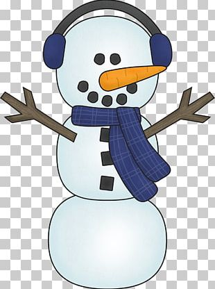 Snowman Winter Sequence Number Olaf PNG