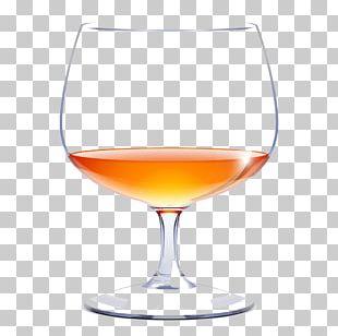 Wine Cocktail Beer Cognac Wine Glass PNG