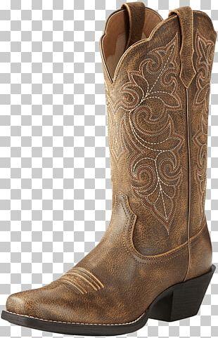 Amazon.com Cowboy Boot Justin Boots Ariat PNG