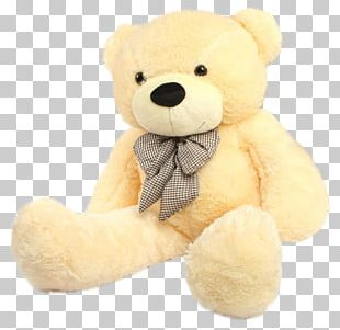 Teddy Bear Stuffed Toy Doll PNG