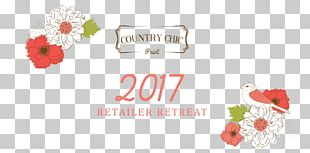 Floral Design Brand Greeting & Note Cards Logo Font PNG