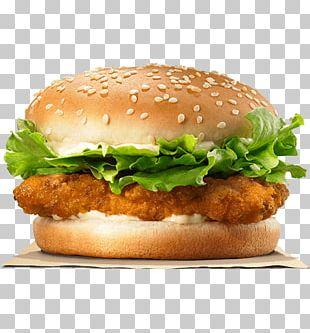 Hamburger Chicken Nugget Whopper Crispy Fried Chicken PNG