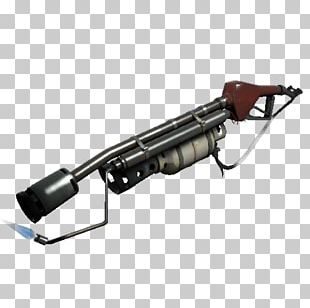 Team Fortress 2 Counter-Strike: Global Offensive Dota 2 Flamethrower Weapon PNG