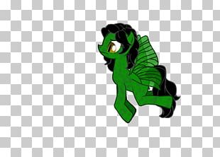 Horse Green Carnivores Animated Cartoon Legendary Creature PNG