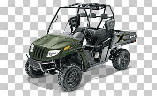 Side By Side Arctic Cat All-terrain Vehicle Car PNG