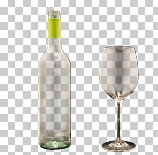 Wine Glass Wine Glass Bottle Transparency And Translucency PNG