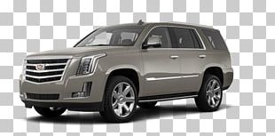 2018 Cadillac Escalade SUV Sport Utility Vehicle Car Luxury Vehicle PNG