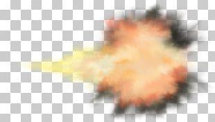 Muzzle Flash Desktop PNG