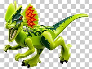 Lego Jurassic World Amazon.com Toy Dilophosaurus PNG