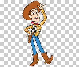 Toy Story Sheriff Woody Jessie Buzz Lightyear PNG