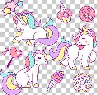 Unicorn Drawing Illustration PNG