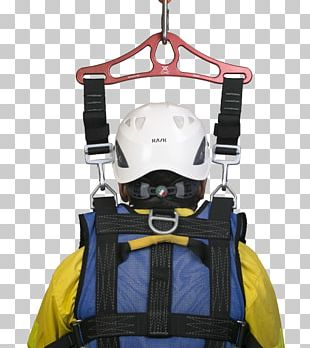 Climbing Harnesses Rope Confined Space Rescue Spreader Bar Zip-line PNG