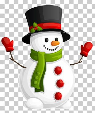 Snowman Christmas Ornament Christmas Decoration PNG