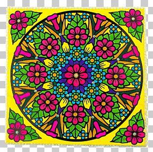 Floral Design Visual Arts Circle Point Pattern PNG