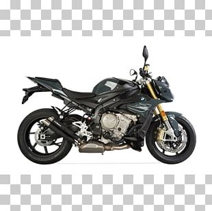 Exhaust System BMW S1000RR Car PNG