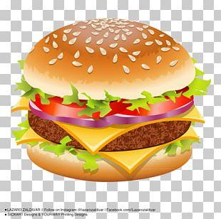 Hamburger Cheeseburger Veggie Burger Chicken Sandwich Chicken Patty PNG