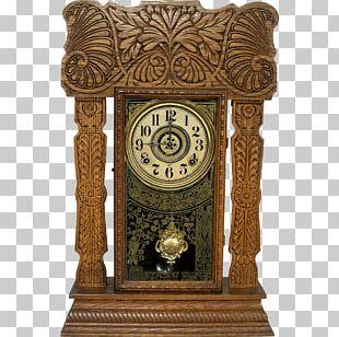 Mantel Clock Alarm Clocks Kitchen Fireplace Mantel PNG