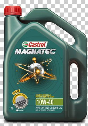 Car Castrol Motor Oil Synthetic Oil Engine PNG
