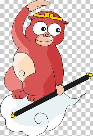 Sun Wukong Monkey Animation PNG