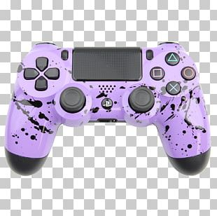 Game Controllers PlayStation 4 PlayStation 3 Video Game Console Accessories PNG