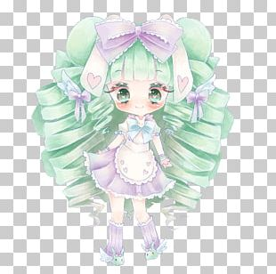 Mangaka Figurine Anime Flower PNG