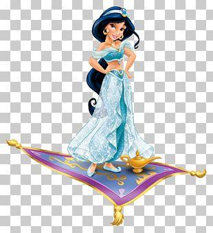 Princess Jasmine Genie Aladdin PNG