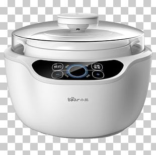 Rice Cooker Slow Cooker Kitchen Stove Home Appliance Food Steamer PNG
