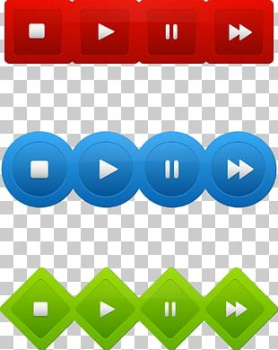 Video Button PNG