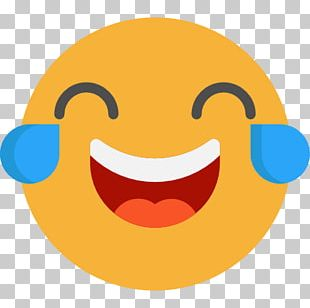 Emoticon Face With Tears Of Joy Emoji Smiley Computer Icons PNG